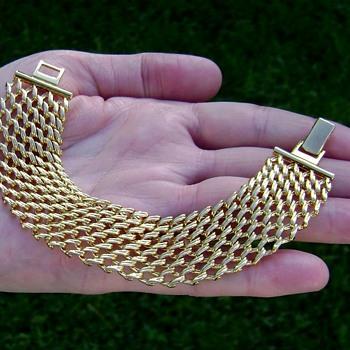 Vintage Monet Bracelet