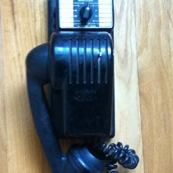 Antique Telephone - Telephones