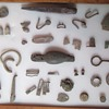 Civil War Relics dug by Collector