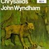 JOHN WYNDHAM THE CHRYSALIDS FRONT COVER NOVEL