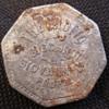 Amador Jackson California token the grotto biscardi & giovanntti props 10 cent