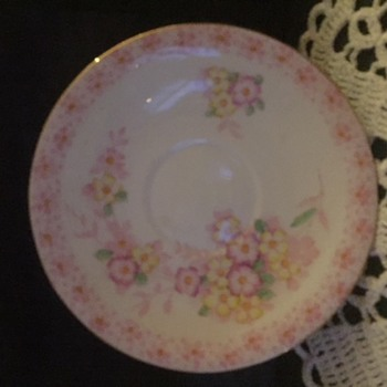 Windsor Orphan Saucer - China and Dinnerware