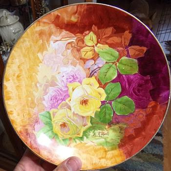 Thrift Store Plates - China and Dinnerware