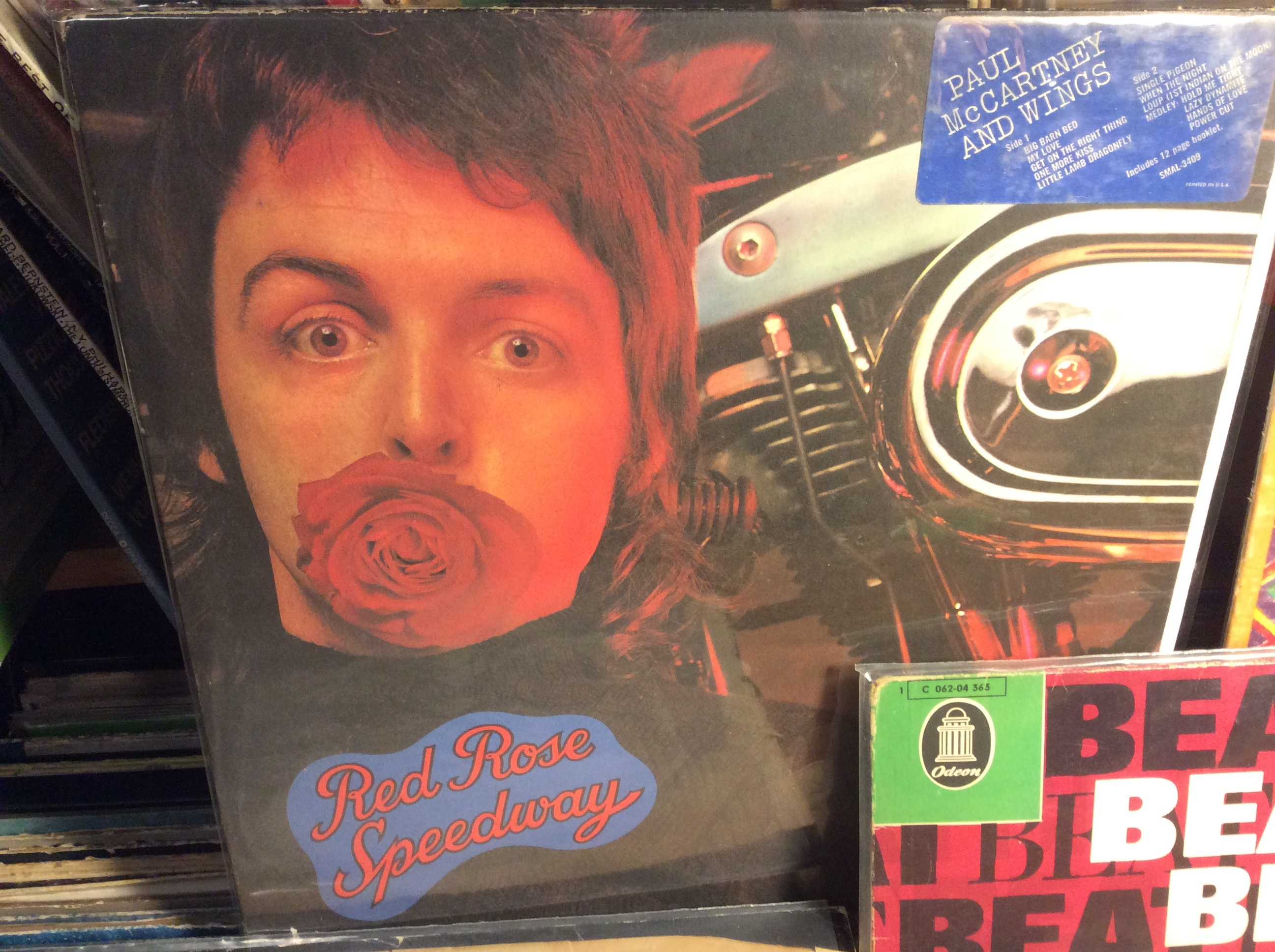 Red Rose Speedway 1973 and Ram | Collectors Weekly
