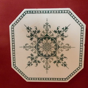 A tile that's I love - Pottery