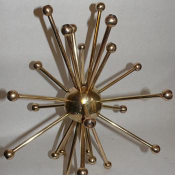 1950s sputnik lamp - Mid-Century Modern