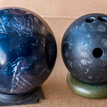 EBONITE 7 INCH BALL - Sporting Goods