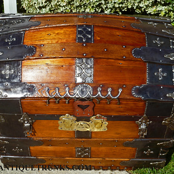Great Northwestern Trunk & Traveling Bag Manufactory MM Secor #3 - Furniture