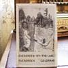 Black Americana Postcard...Evergreen-By-The-Lake...Early 1900's