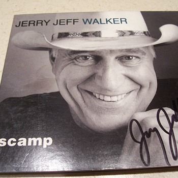 R.I.P. Jerry Jeff Walker - Records