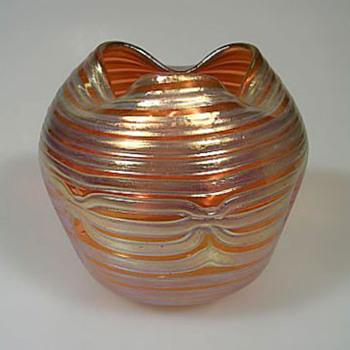 Fritz Heckert - Art Glass