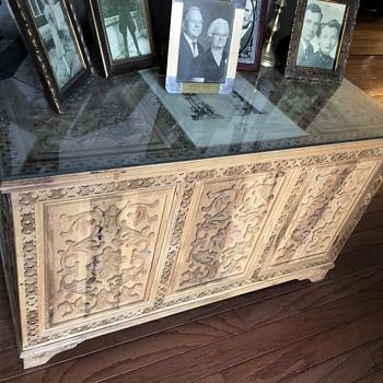 Turkish Chest - Furniture