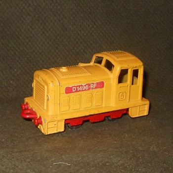 Mothers Madness Matchbox Monday MB24 Shunter Locomotive 1979-1982 - Model Cars