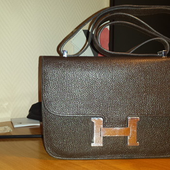 Hermes constance bag , late 60-ies ?