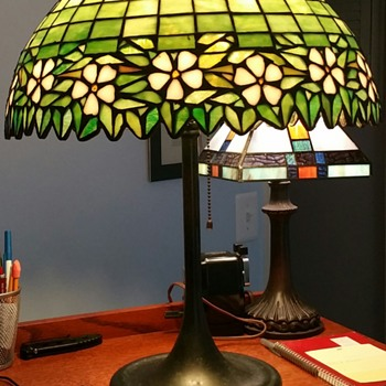 Unique lamp and shade  - Lamps