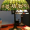 Unique lamp and shade