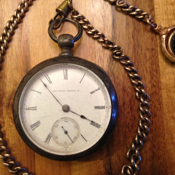 My grandfather's railroad pocket watch - Pocket Watches