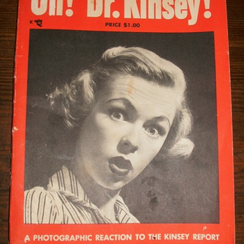 Oh! Dr. Kinsey, B00k - Books