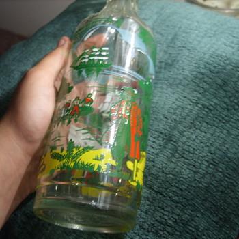 Pirates? Liquor Bottle. (info needed) - Bottles