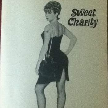 """Sweet Charity"" Vintage Playbill - Paper"