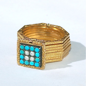 Amusing rings for the wealthy -- Part 4 - Fine Jewelry