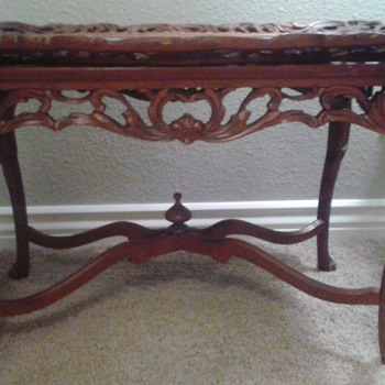 Tea Table-NOT A REPRO - Furniture