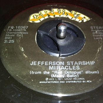 45 RPM SINGLE....#22 - Records