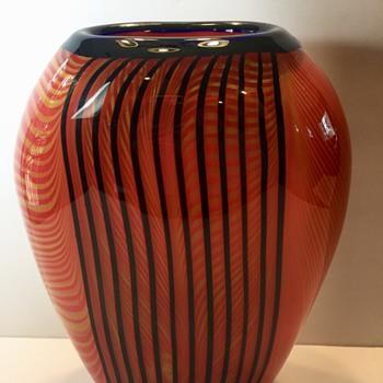 Murano? Vase - Art Glass