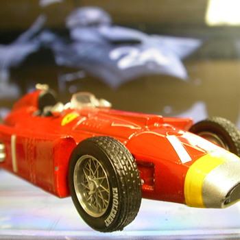 1956 Lancia-Ferrari D50 F1 Car - Model Cars