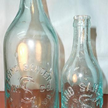 Enno Sander Bottles