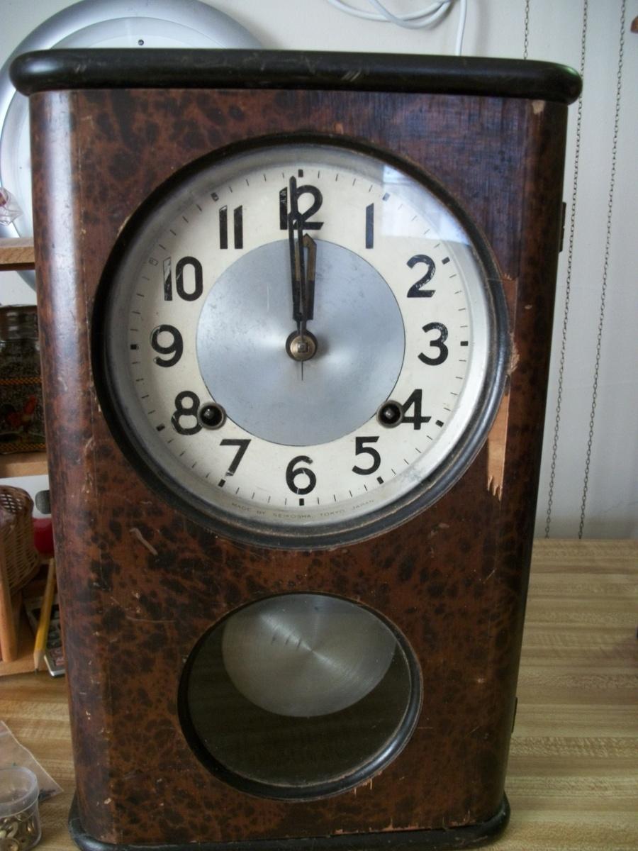 Seikosha Clock Collectors Weekly