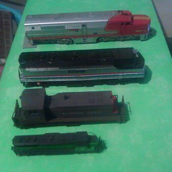 model trains - Model Trains