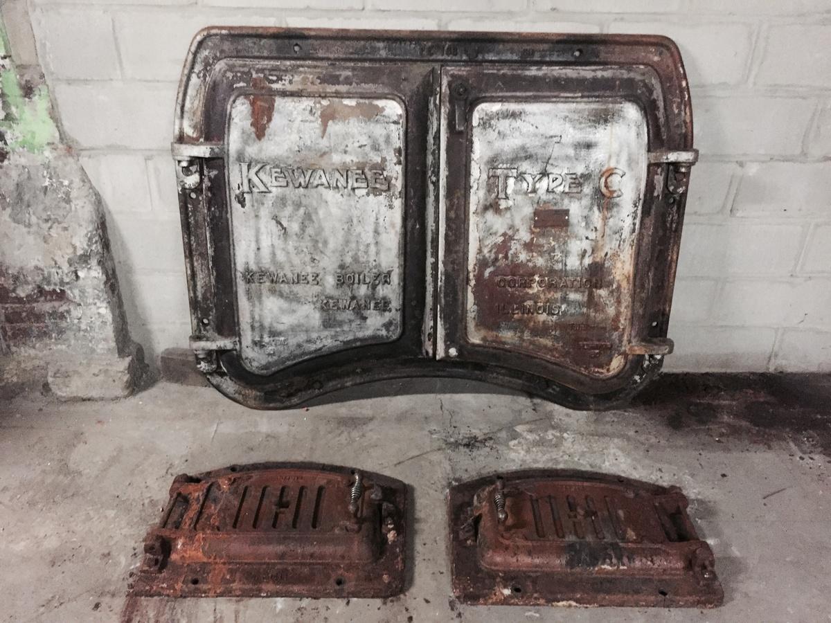 & Boiler doors | Collectors Weekly