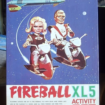 Fireball XL5 Funtime! - Toys