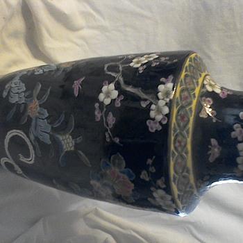 Porcelain vase - Asian