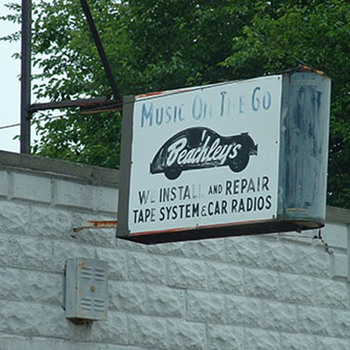 Signage - Advertising