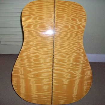 1970 Madeira Guild A30M - Guitars