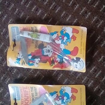 Disney pocket knife