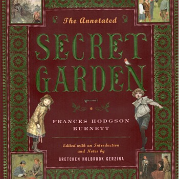 The Annotated Secret Garden - Books
