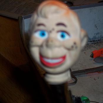 HOWDY DOODY PENCIL HEAD  - Toys
