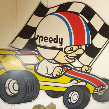 speedy - Signs