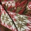Vintage woven blanket