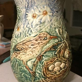 Weller Glendale Vase - Pottery