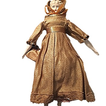 China Doll Low Brow Three