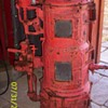 Antique Hot Water Heater - Pretty Kool, I think!