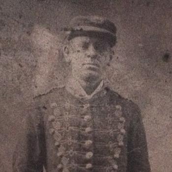 Unknown Soldier?  - Victorian Era