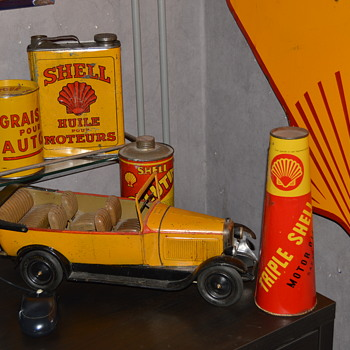 shell oil collection - Petroliana