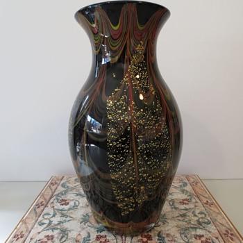 Kamei Glass Vase - Art Glass