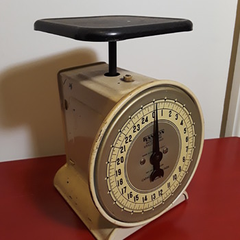 old (-ish) HANSON utility scale - Tools and Hardware