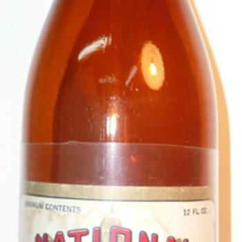 National Hi-Ball Ginger Ale, St. Louis - Bottles